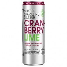 Smirnoff Seltzer Spiked Cranberry Lime 6 Pack