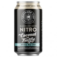 Southern Tier Blackwater Series Nitro Coconut Truffle 4 Pack