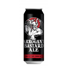 Stone Arrogant Bastard Ale 19.2 oz.