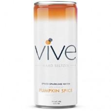 Vive Pumpkin Spice Hard Selzter 6 Pack