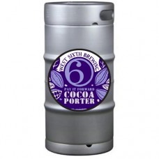 West Sixth Cocoa Porter 1/6 BBL
