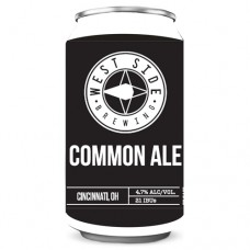 West Side Common Ale 6 Pack
