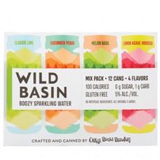 Wild Basin Boozy Mix Variety 12 Pack