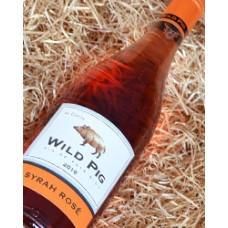 Wild Pig Vin De Pays D'Oc Syrah Rose 2017