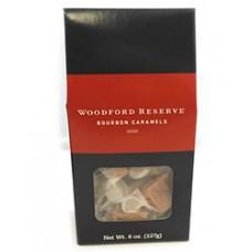 Kentucky Derby Edibles - Woodford Reserve Bourbon Caramels 18 pcs