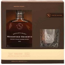 Woodford Reserve Bourbon Gift Set