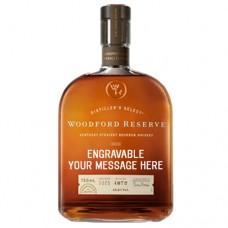 Woodford Reserve Bourbon Engravable 1.75L