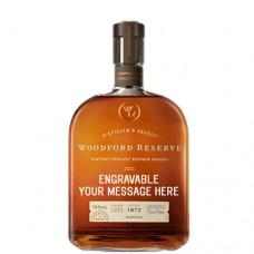 Woodford Reserve Bourbon Engravable 1 Liter