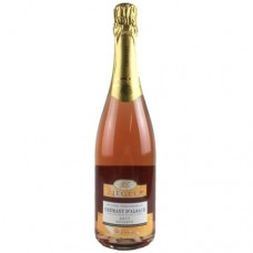 Ziegler Cremant d'Alsace Rose Brut